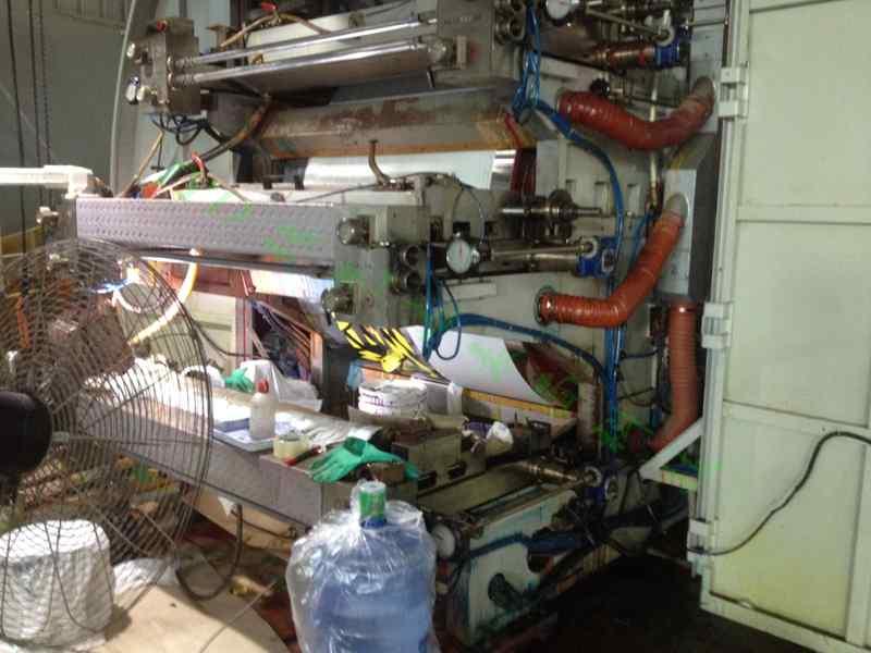印刷辊压坑修复